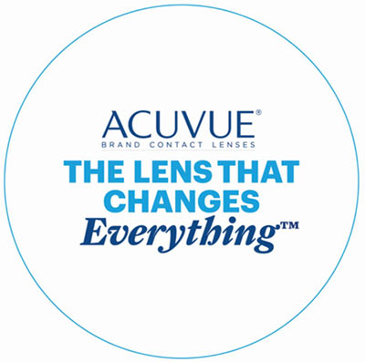 Acuvue at Sherratt Opticians Crewe