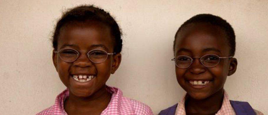 Sherratt Opticians supports Vision Aid Overseas